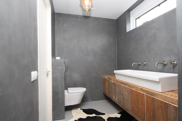 Beton Cire Keuken : Beton cire keuken best badkamer met vt wonen tegels en beton cire